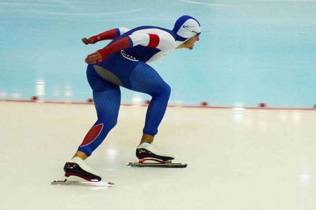 Денис Юсков победил на этапе Кубка мира по конькобежному спорту в Японии