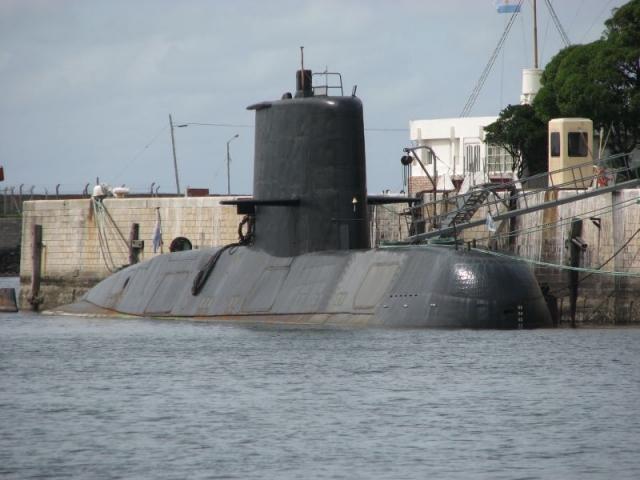 На корпусе подлодки Сан Хуан нашли следы взрыва