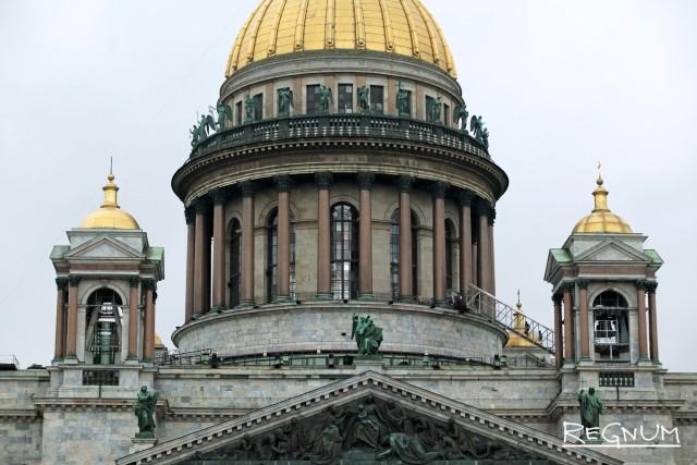 Исаакиевский собор признан православным символом Петербурга