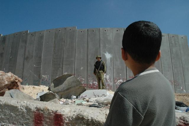 Израильско-палестинская граница