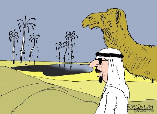 Эксперт: рост цен на нефть может спровоцировать Саудовская Аравия