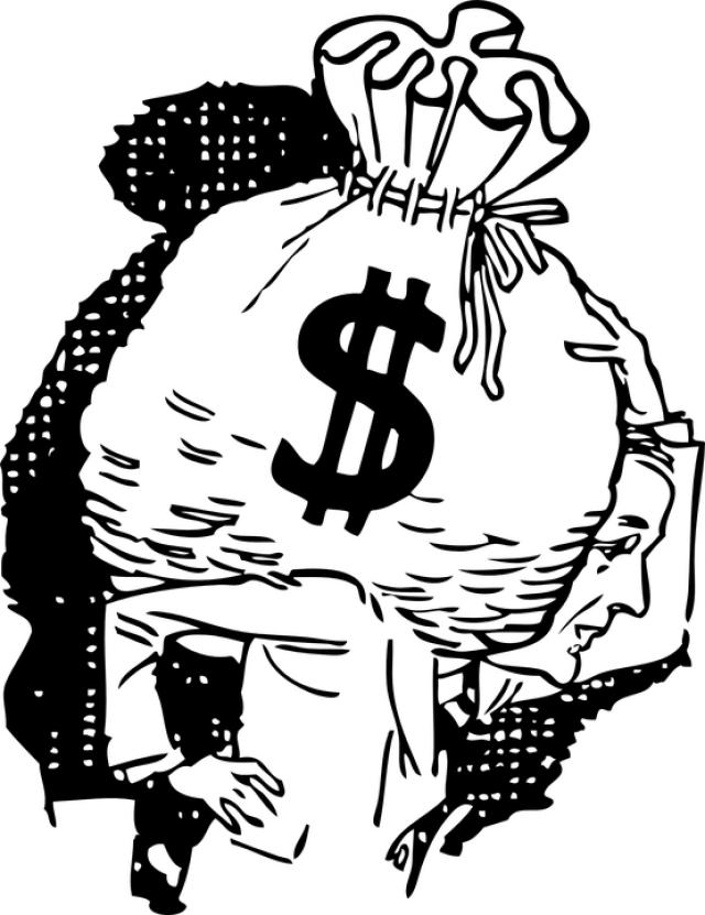 Неоплатный долг