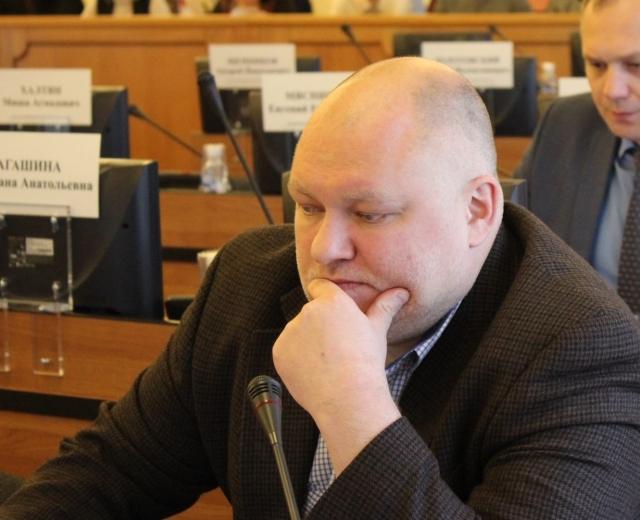 Скандально известный ярославский депутат исключён из фракции ЕР