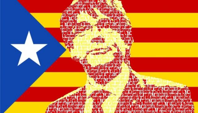 Каталонский парламент может допустить участие Пучдемона в заседаниях