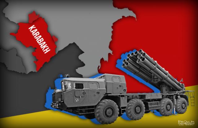 Баку и Вашингтон стремятся дестабилизировать ситуацию на границах Нагорного Карабаха