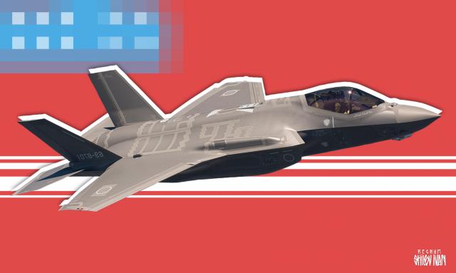 США планируют сделать истребитель F-35 носителем ядерных бомб