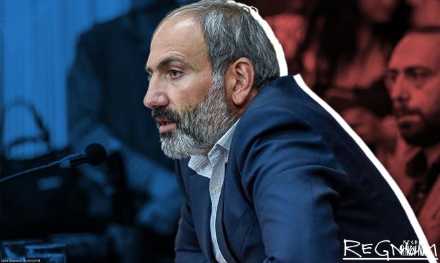 Пашинян накаляет тон армяно-белорусской полемики