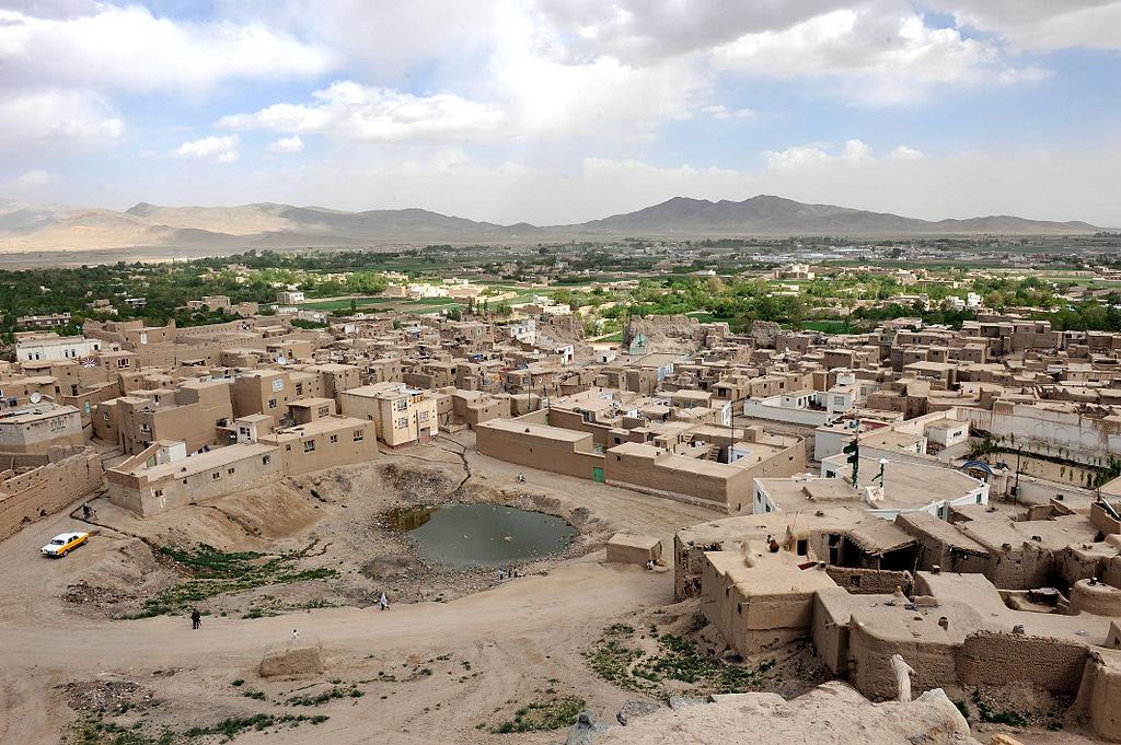 Газни. Афганистан