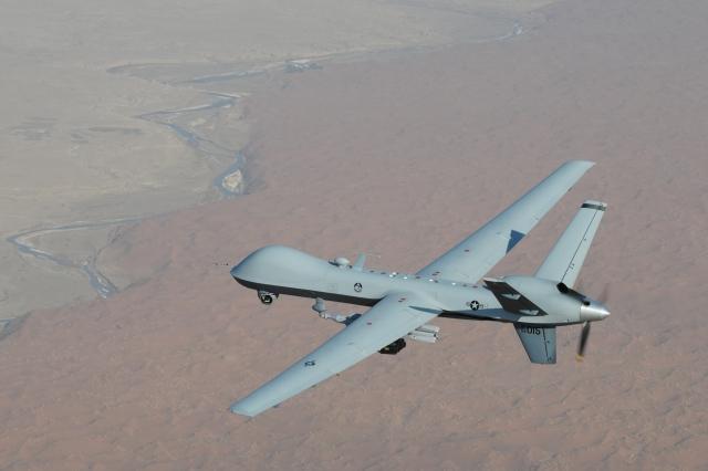 Военные Франции признали, что их дрон MQ-9 Reaper был потерян в Африке