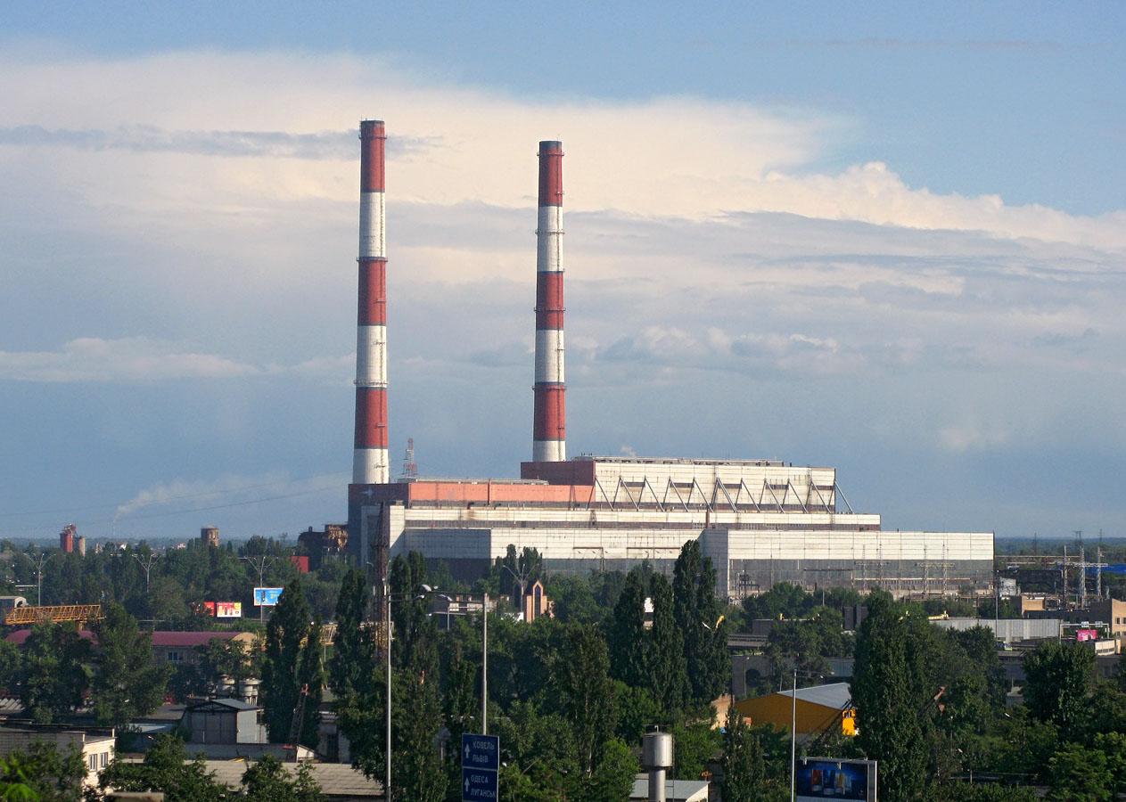 Киевская ТЭЦ-5