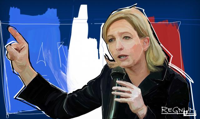 Марин Ле Пен: Евросоюз наказывает Италию за политику