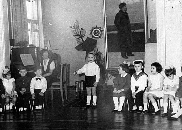 Первый красноярский детский сад