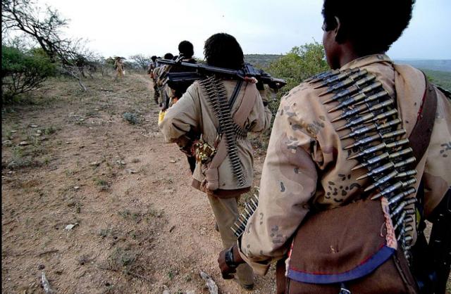 Боевики штата Огаден покинут базу в Эритрее и вернутся в Эфиопию