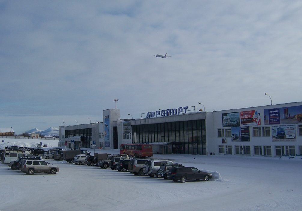 Аэропорт Магадана