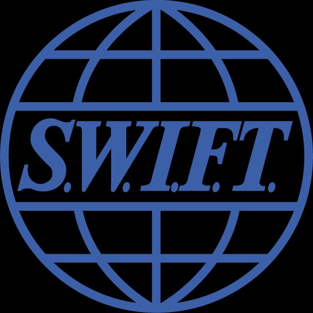 Логотип платёжной системы SWIFT