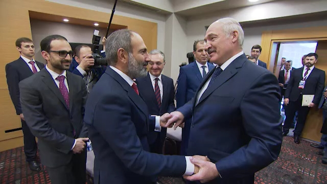 В армяно-белорусских отношениях всё ладно, но Лукашенко должен объясниться