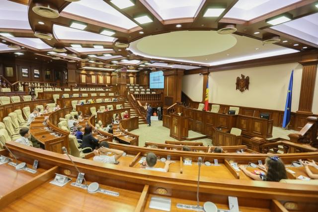 В молдавском парламенте