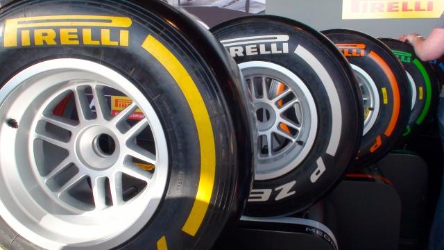 «Пирелли» продлили контракт с Формулой-1 до 2023 года
