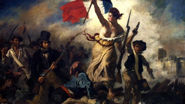 Восстание во Франции