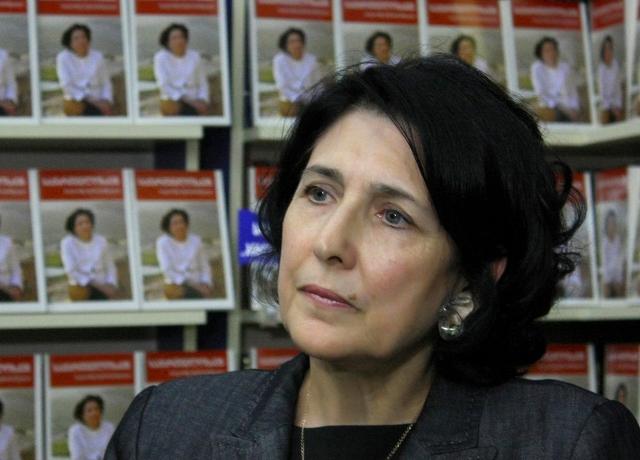 Председатель парламента Грузии уверен в победе на выборах