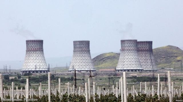 """""""Росатом"""" поддерживает пролонгацию российского кредита на модернизацию Армянской АЭС"""