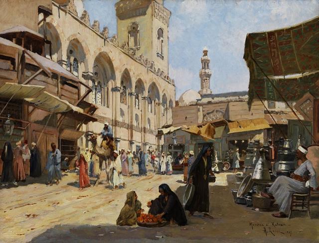 В Дагестане хотят построить современный «арабский» рынок