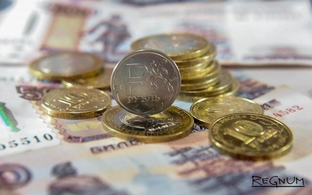 Рублю удалось частично «отыграть падение»