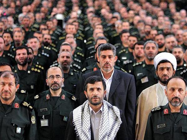 Стражи Исламской революции reg
