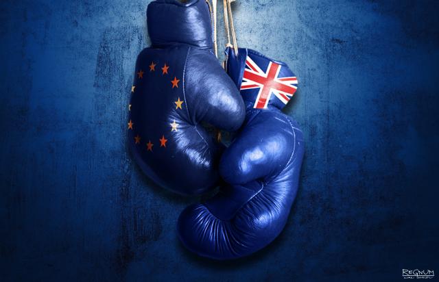 Atlantic Council: Все надежды Лондона на торговлю с США потерпят крах?