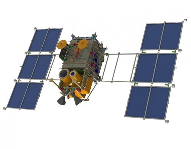 В Роскосмосе уточнили время запуска «Союза» с двумя спутниками «Канопус-В»