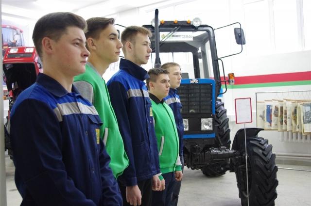 На инженерном факультете ЧГСХА состоялось торжественное открытие учебных классов белорусских предприятий