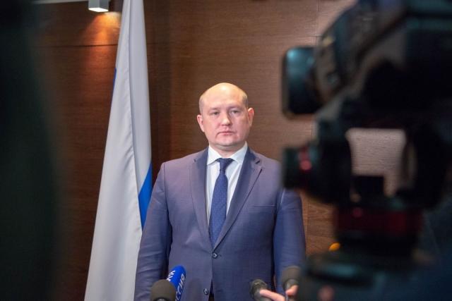 Бывший врио главы Хакасии попал в центральный штаб ОНФ