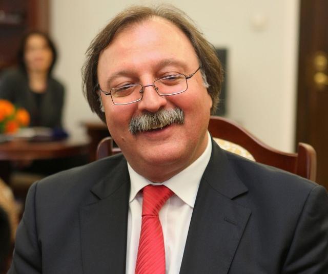 Проигравший в Грузии Григол Вашадзе: Это был криминальный фарс, а не выборы