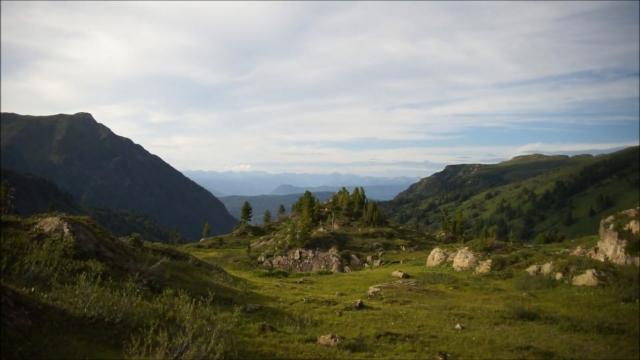 Восточные Саяны: «Я в тайге один»