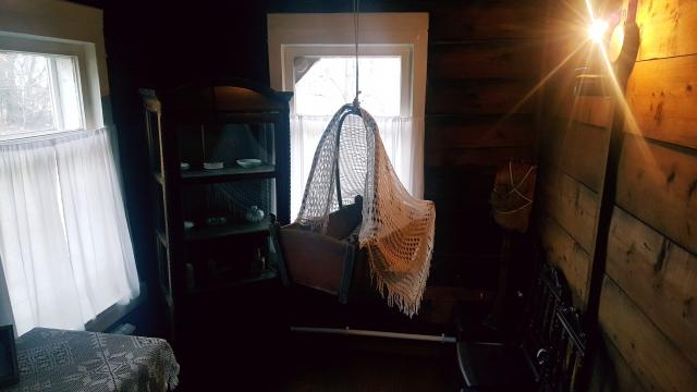 Комната хозяйки дома — Марии Кузаковой