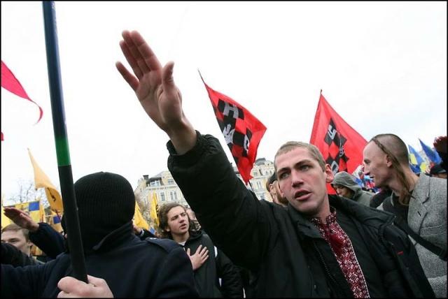 Фашизм на УкраинеKresy.p