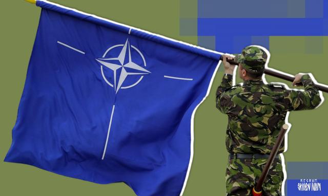 Минобороны РФ: НАТО стягивает силы к границам России под видом учений