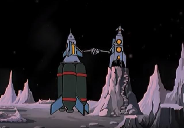 Первая российская база на Луне появится к 2040 году