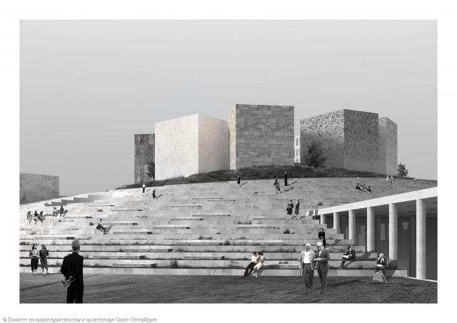 Проект музея блокады Ленинграда победил на фестивале в Амстердаме