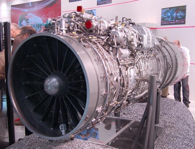 Турбореактивный двигатель РД-33