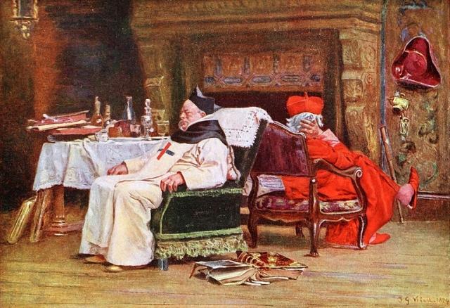 Жан Жорж Вибер. Раскол. До 1902