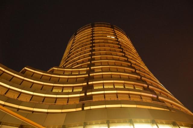 Здание Банка международных расчётов (БМР, англ. BIZ) в швейцарском Базеле