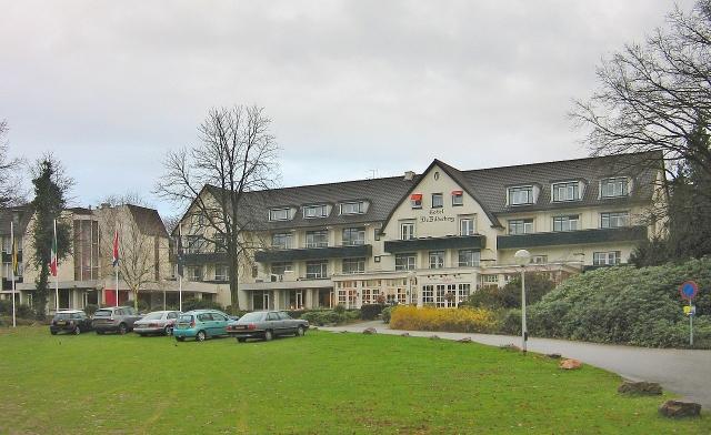 Отель «Бильдерберг», где в 1954 году прошла первая одноимённая конференция