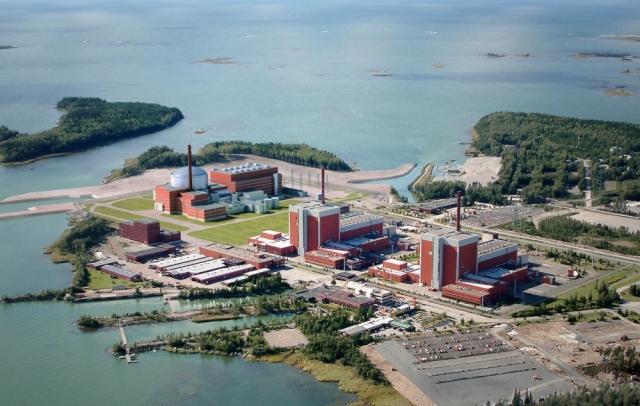 Заканчивается 2-я пятилетка строительства 3-го энергоблока АЭС «Олкилуото»