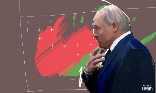 Лукашенко: Белоруссия во главе со мной на Западе никому не нужна