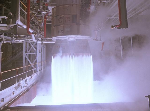 Названы сроки начала испытаний ракетного двигателя для «Союза-5»