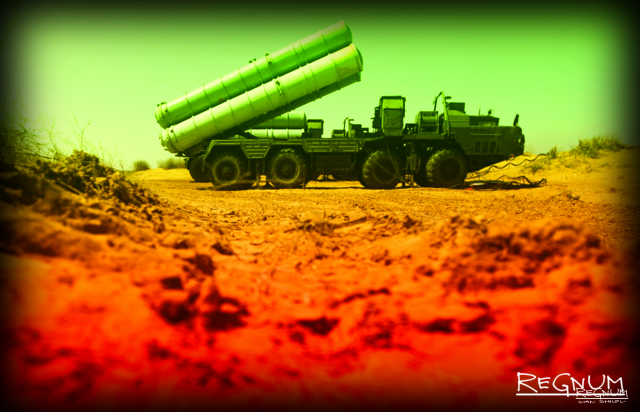 Завершается подготовка сирийских специалистов к работе на ЗРК С-300
