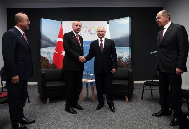 Аргентинский эндшпиль между Путиным и Эрдоганом