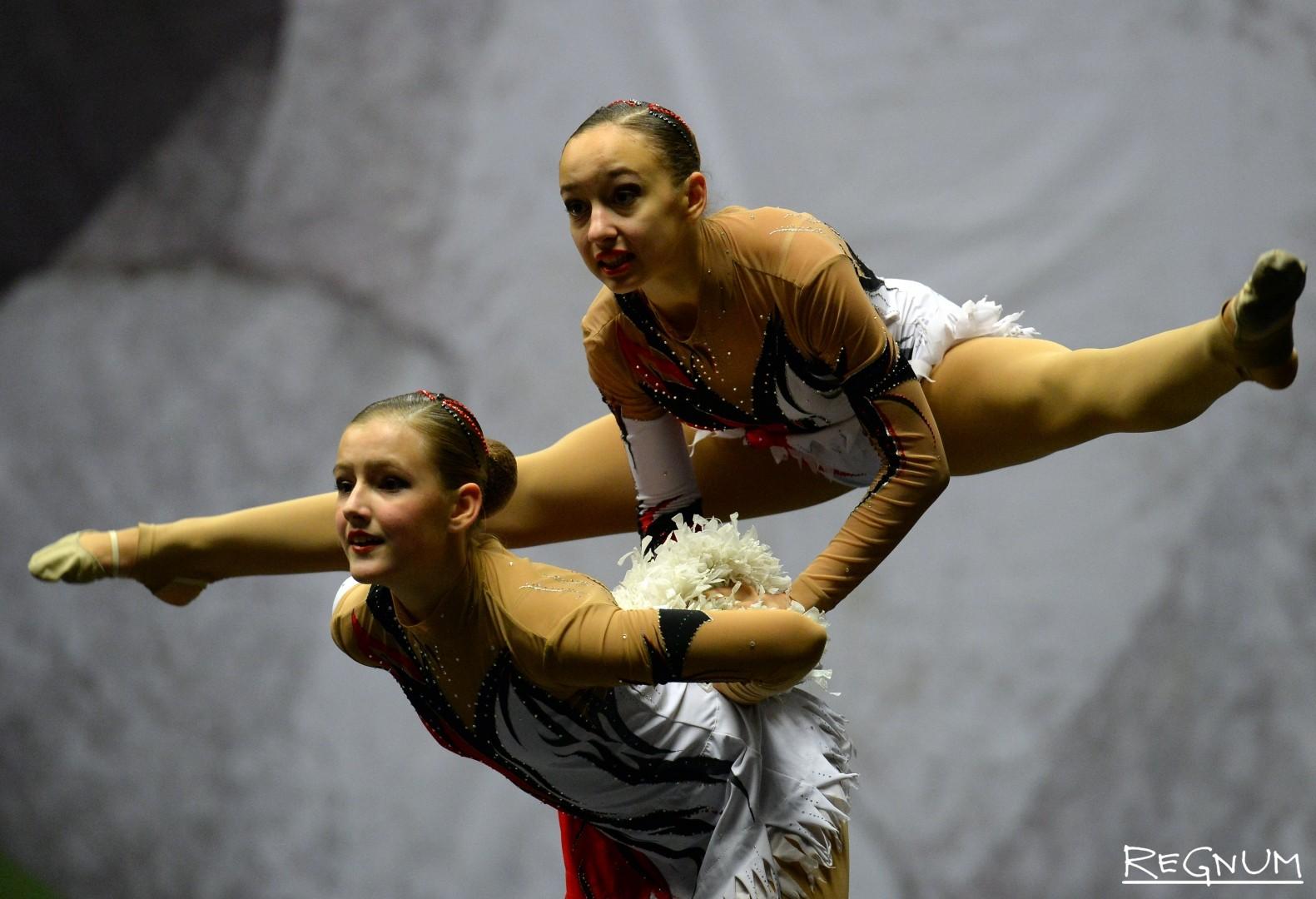 Всероссийские соревнования по чирлидингу в Санкт-Петербурге, «Чирмания — Питер»