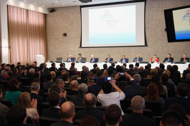 Заседание XIII форума «Деловые партнеры Татарстана»